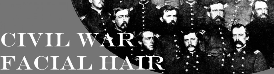 Civil War Facial Hair